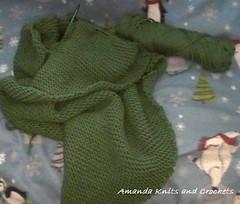 green blanker