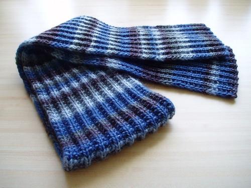 Anna's scarf