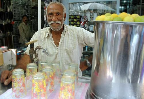 Nimbu Pani - Lemonade.