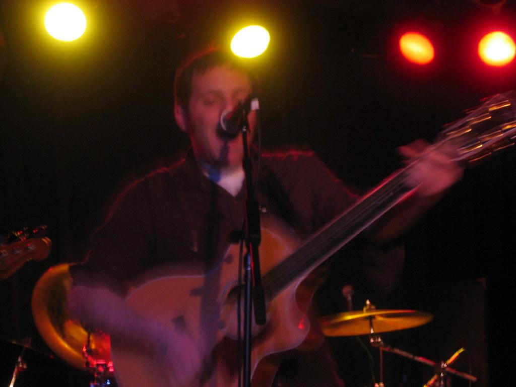 Seth Kallen + The Shambles @ Lions Den