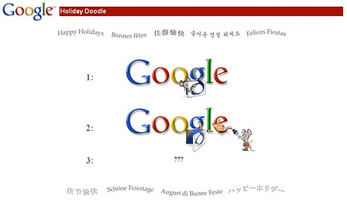 Google Holiday Doodle (3)