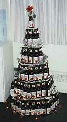 Molson Christmas Tree