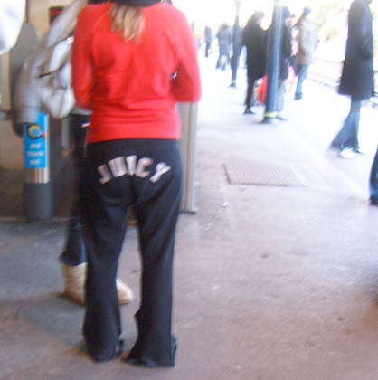 Juicy Trousers