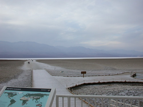 Bad Water @Death Valley