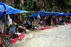 Thac Bac Stalls