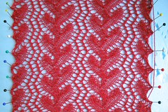 Print O'the Wave sample blocking