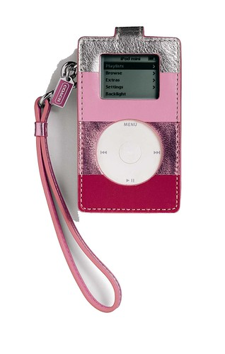 Coach Ipod Cover Style6A58Pink_lowres