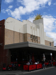 Sun Theatre, Yarraville.  Boutique Art Deco cinemas.