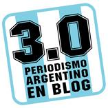 El logo ganador del concurso internacional Diseñá el logo de 3.0, Periodismo argentino en blog