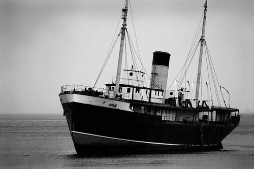 The Derelict S. S. Kyle