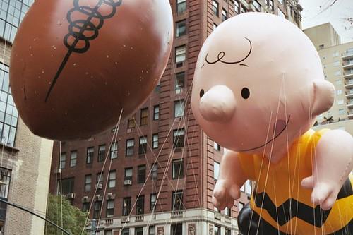 Charlie Brown and Ball