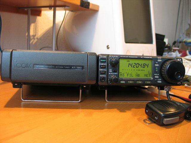 Mercato radioamatoriale * leggi annuncio - icom ic-718 foto