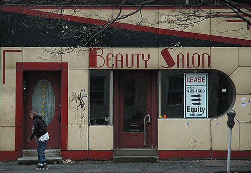 Beauty Salon, Pittsburgh