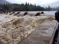 Dec 31 Flood 2005-Savage Rapids Dam