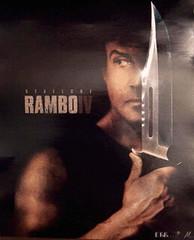 Rambo IV Poster