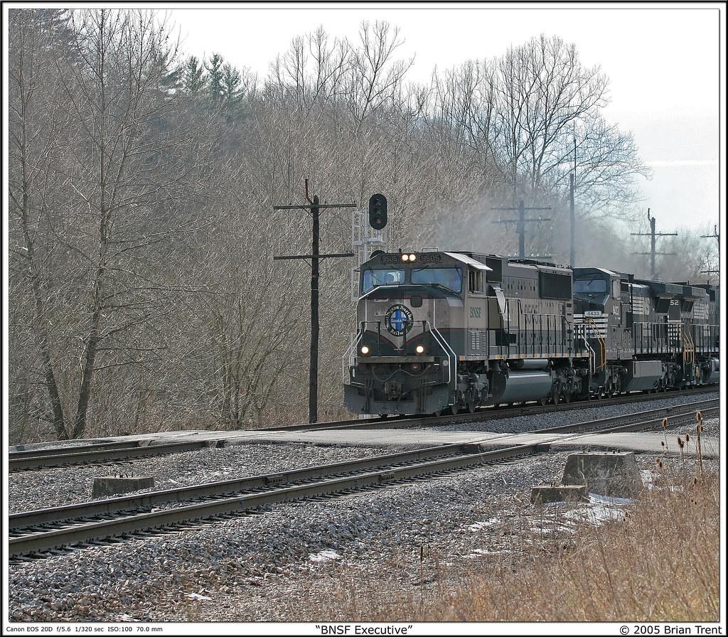 Recent Railfanning Photos (56K Warning) -- Transportation in