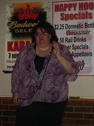 Dana singing 2