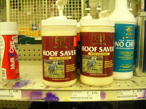 Hoof Saver