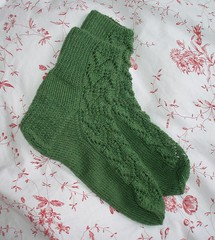 vihreat sukat