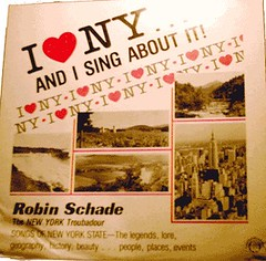 Robin Schade - I [HEART] NY... And I Sing About It!
