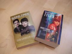 First Star Trek books for 2006