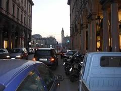 Torino bustle