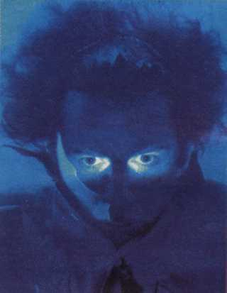 Chris Morris' one and only publicity shot for Blue Jam