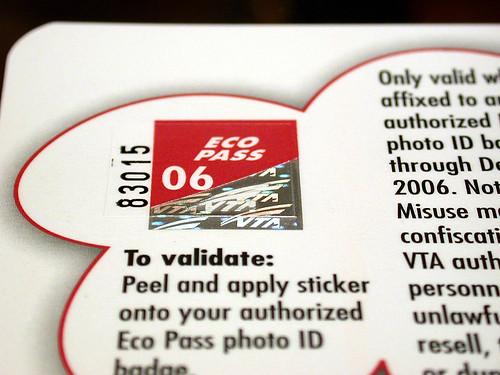 Eco Pass 2006
