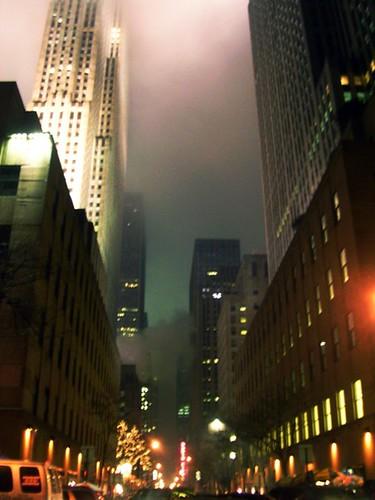 Gotham Fog