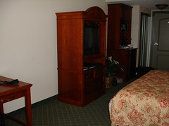 Hotel Room at Hilton Garden Inn, Pensacola Beach FL