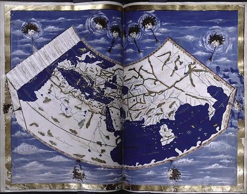 Mapa de Germanus
