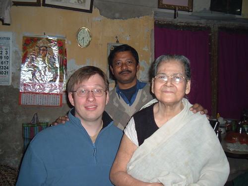Anupam, Shejomashi and I