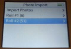 Photo Import