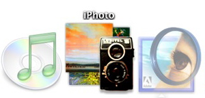 LOMO ICON in Dock