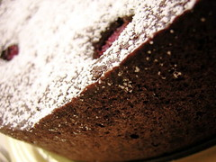 flourless chocolate torte II
