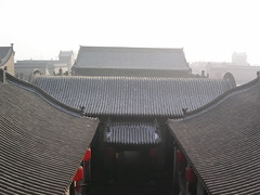 Ping Yao - Qiao Family Residence - Rooftop