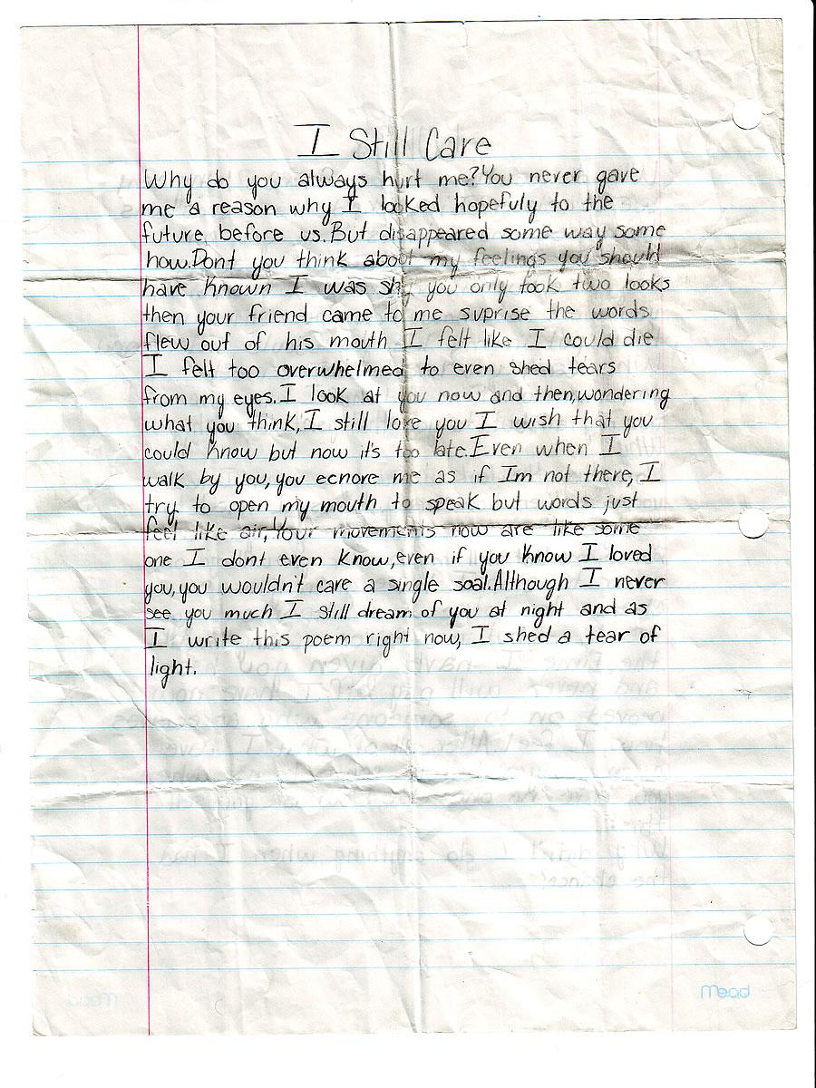 Found Note -
