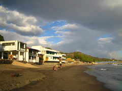 The Beach of La Libertad
