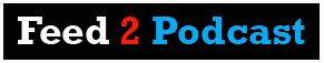 FeedtoPodcast Logo