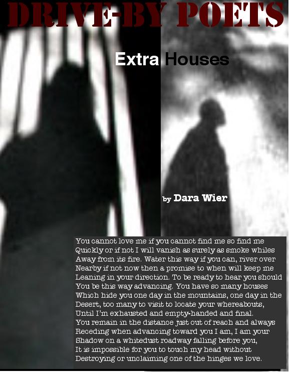 Dara Wier    Extra Houses