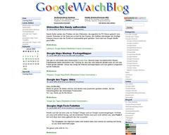 New GoogleWatchBlog Design