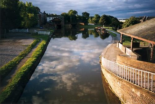 Canal Basin: Sun