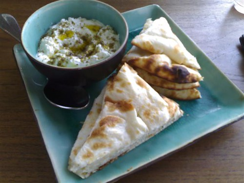 Labneh/Youghurt Cheese Dip