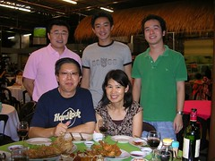 Dinner@ Bali Hai