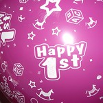 a birthday balloon<br/>21 Jan 2006