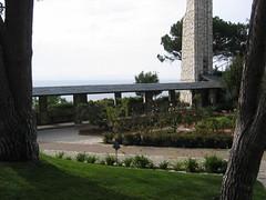 Wayfarer's courtyard