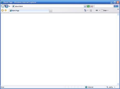 07 - blank interface