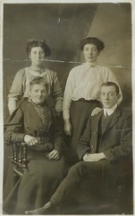 Ann, Thomas James, Ethel and Elizabeth