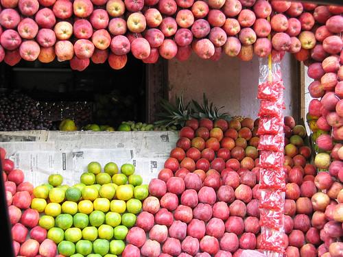 Kerala Fruitstall