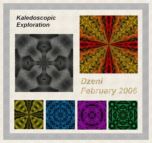 Kaledoscopic Exploration